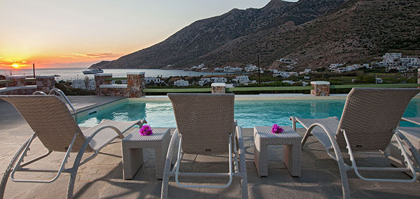 Accommodation Xerolithia in Sifnos